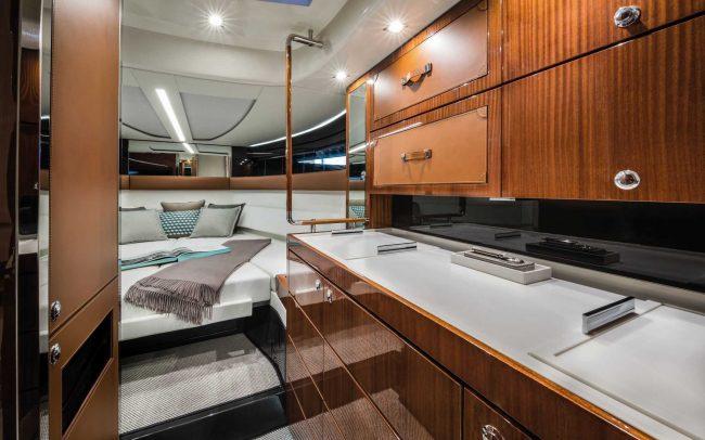Riva Rivamare lower deck